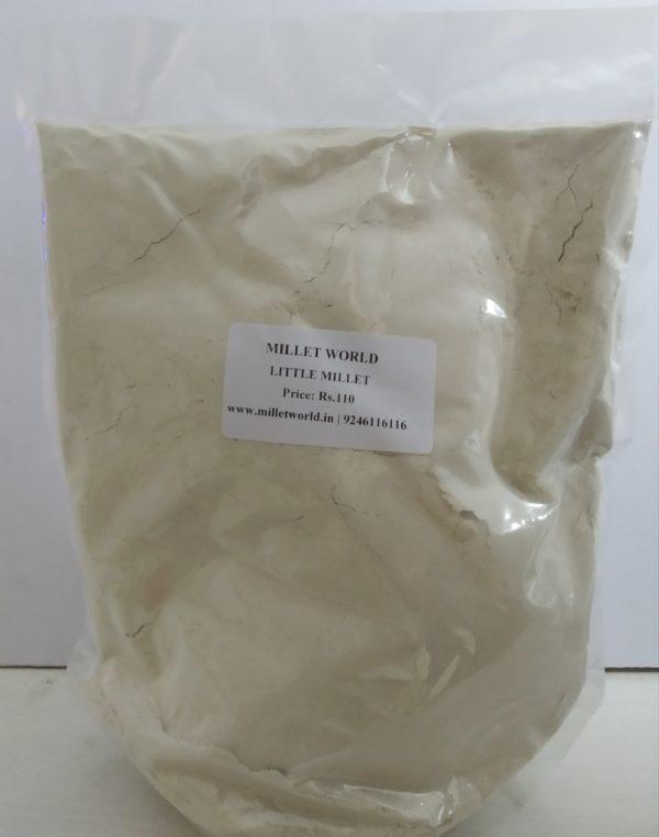 Little-millet-flour-samala-pindi-samala roti