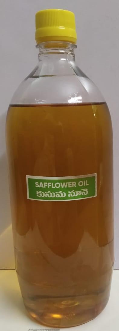 Woodpressed-Safflower-kusuma-oil